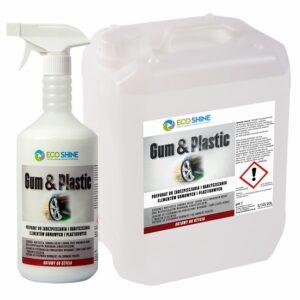 GUM & PLASTIC