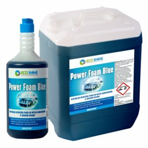 POWER FOAM BLUE